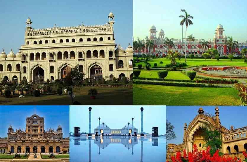 लखनऊ के दस ऐतिहासिक स्थल जो हैं यहां की शान-ओ-शौकत