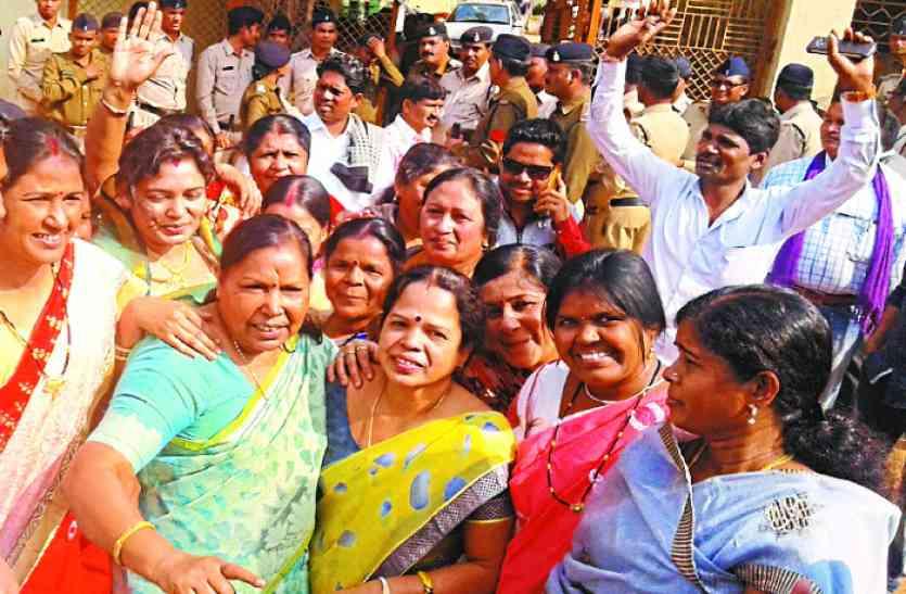 यहां एक वोट से बदली बीजेपी की किश्मत, जीत सुनकर महिला कार्यकर्ताओं के चेहरे खिल उठे