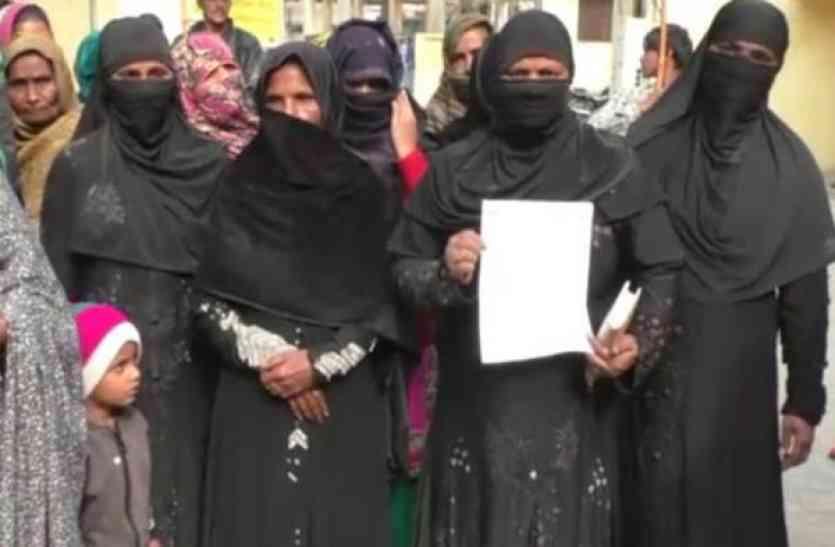 अब मुस्लिम समुदाय की महिलाओं ने भी की मांग अयोध्या में बने रामलला का मंदिर