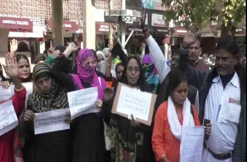 मुस्लिम महिलाओं ने मोदी के पक्ष में भरी हुंकार, गुजरात में कमल खिलाने के लिए की फरियाद