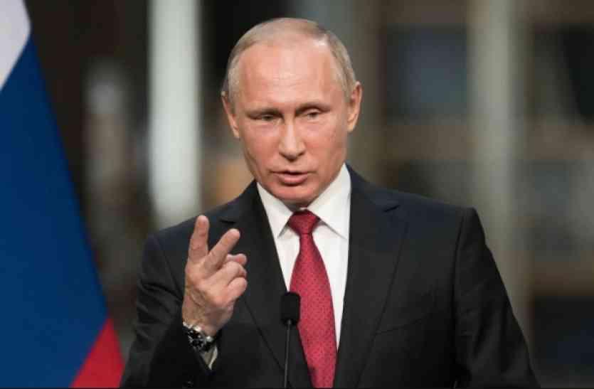 पुतिन चौथी बार लड़ेंगे राष्ट्रपति चुनाव