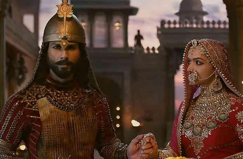 उम्मीद है दर्शक रावल रतन सिंह के किरदार को समझेंगे : शाहिद कपूर