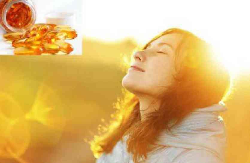 vitamin d deficiency symptoms : सर्दी के मौसम में विटामिन डी की कमी से चटक सकती हैं हड्डियां, जानें और क्या हैं खतरे