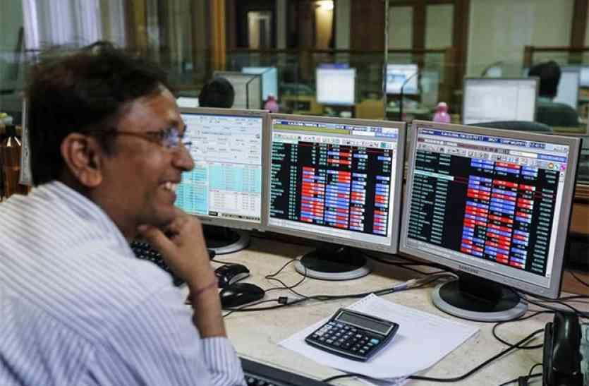 शेयर बाजार की तेज शुरुआत, सेंसेक्स और निफ्टी में मजबूती