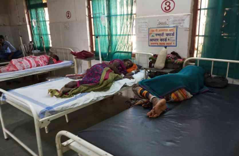 इस अस्पताल में भर्ती होना है तो चादर-कंबल स्वयं लेकर आएं, पढ़ें खबर
