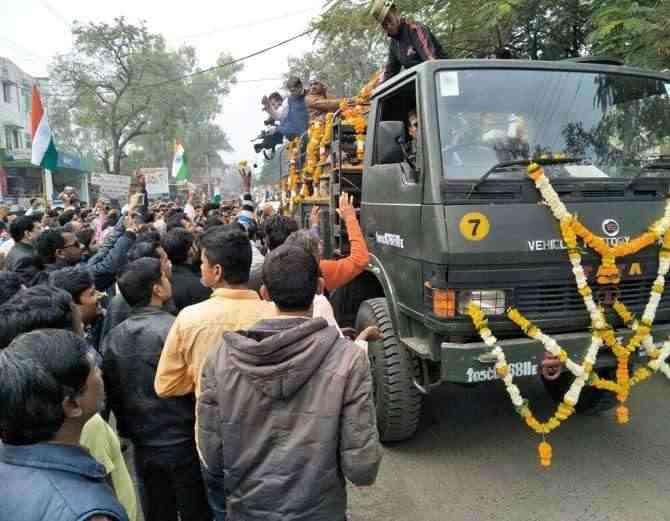soldier nilesh dhakad
