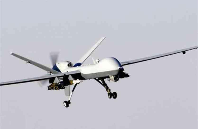 चीन की नापाक हरकतों पर नजर रखने के लिए स्पेशल ड्रोन बनाएगा भारत