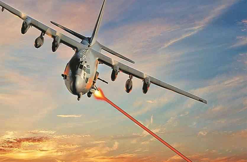 भारतीय सेना में शामिल होंगे लेजर हथियार, बिना आवाज प्रकाश की रफ्तार से तेज करेंगे हमला