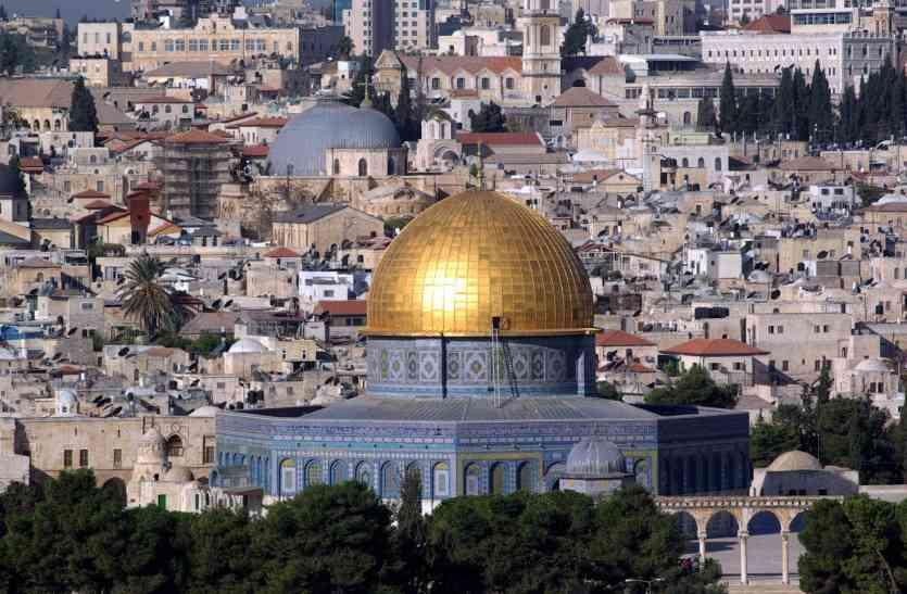 येरूशलम पर ट्रंप के फैसले का समर्थन कर सकते हैं कई देश