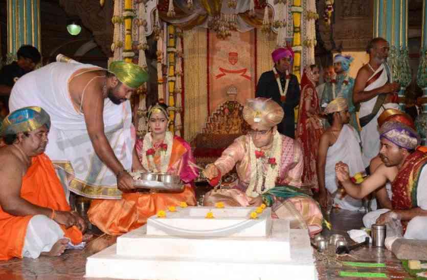 मैसूरु के शाही परिवार को 400 साल बाद मिली श्राप से मुक्ति, डूंगरपुर के पूर्व राजघराने से है खास रिश्ता