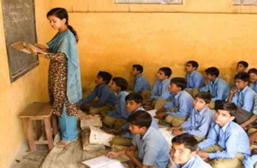 शिक्षा की जांच पर पड़ा मोटा 'पर्दा', 2 सालों से नहीं हो पाई है जांचाेें पर कार्रवाई