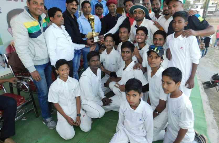 आरसीसी को हराकर डीसीए बना विजेता