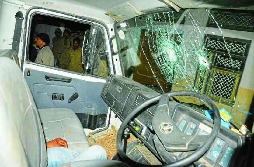 अलवर गौ तस्करी मामला: मुठभेड़ में मारे गए गोतस्कर का दूसरे दिन भी नहीं हुआ पोस्टर्माटम