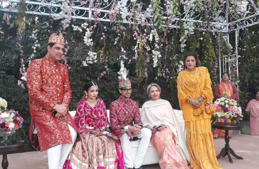इस नवाबजादे की शादी में पूर्व PM समेत देश दुनिया की नामी हस्तियां हुईं शामिल