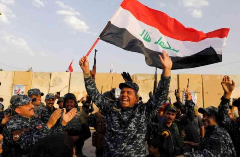 इराक में नेस्तनाबूद हुआ ISIS का आखिरी किला, पीएम ने कहा- जंग खत्म
