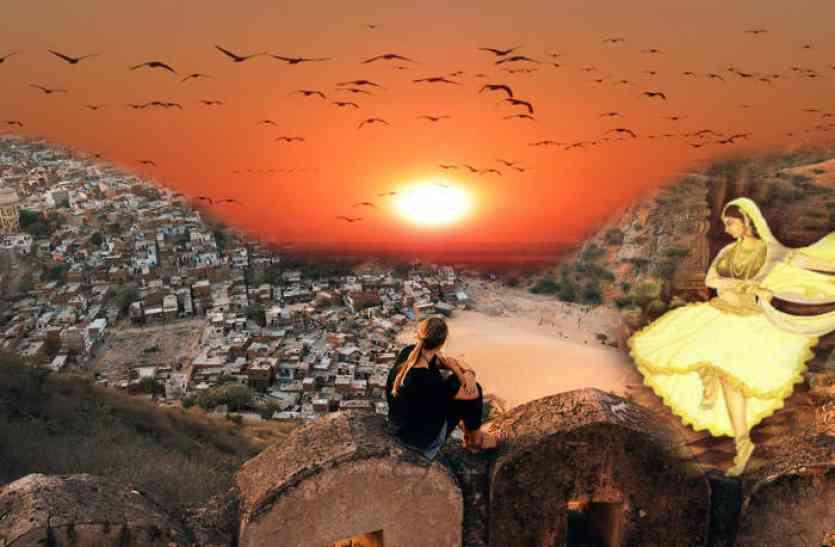 कभी जयपुर में दिखती थी 'बनारस' की सुबह और 'अवध' की शाम, घुंघरुओं की छमछम और तबले की थाप पर लोग भूल जाते थे नींद