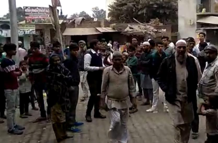 BSP सुप्रीमो मायावती की सख्ती के बाद भी नहीं बदले किठौर के हालात, दहशत में दलित