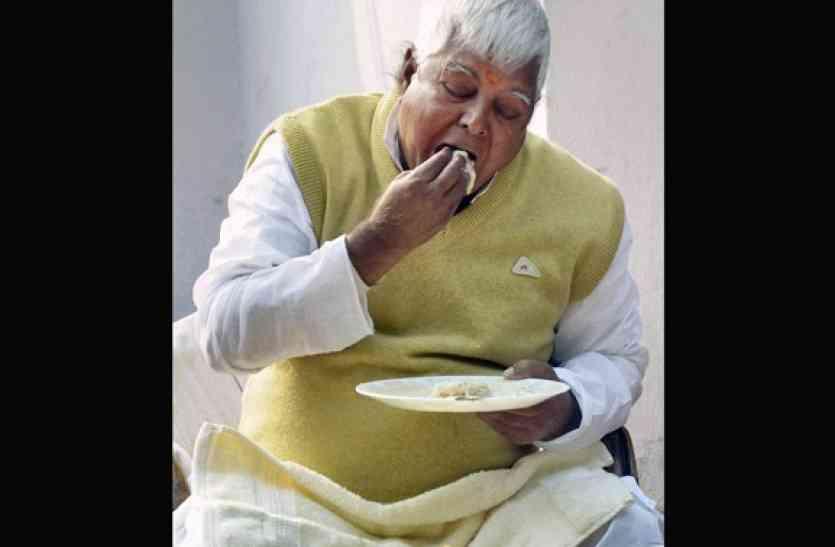 लालू यादव ने ली भगवान शिव की सौगंध, अब नहीं खाएंगे मांसाहार