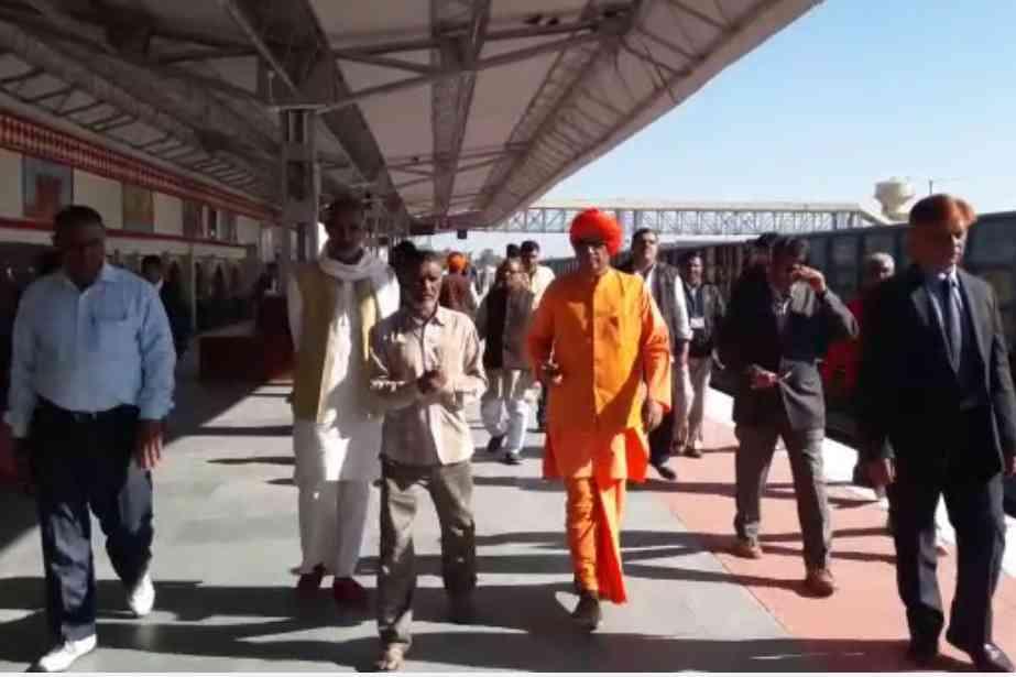 sikar train news
