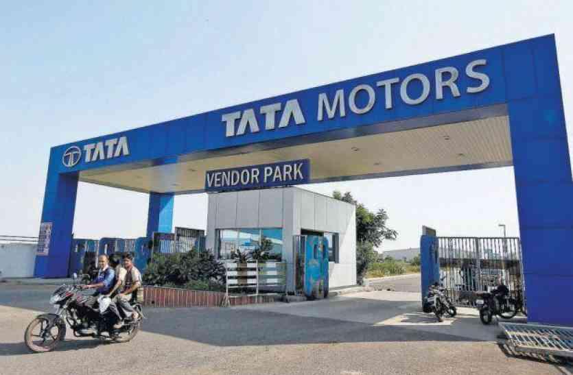 टाटा मोटर्स समूह की वैश्विक थोक बिक्री 22 फीसदी बढ़ी