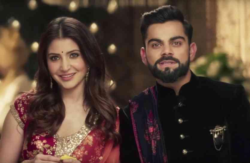 विराट-अनुष्का की शादी में किसी को नहीं मिला इन्विटेशन, शामिल होंगे सिर्फ 2 क्रिकेटर्स