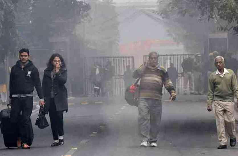ठंड को लेकर मौसम विभाग ने की नई भविष्यवाणी, हो जाइए सावधान