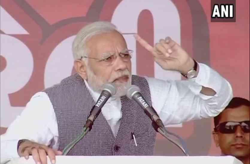 पीएम मोदी का कांग्रेस से सवाल, आखिर क्यों पाक हाईकमिश्नर से अय्यर ने की थी सीक्रेट मीटिंग?