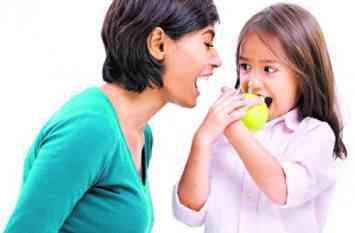 मां—बाप भी सीखें बच्चों से, करें शेयर और रहें खुश