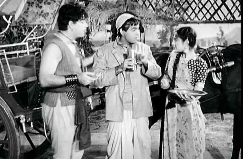 Happy Birthday Dilip Kumar दिलीप कुमार को पुराने जमाने की इस फिल्म ने बनाया था सुपरस्टार , जानिए फिल्म का नाम