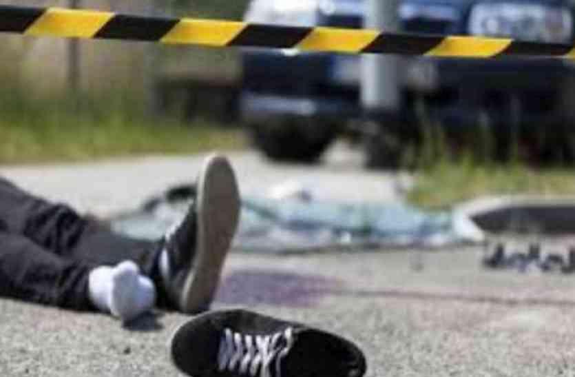 ड्यूटी पर निकले ASI की सड़क हादसे में हुई मौत, मिनी ट्रक के टक्कर के बाद गिर पड़ा जवान
