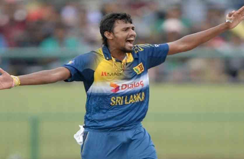 मैच जीतने के जोश में होश खो बैठा ये लंकाई खिलाड़ी, टीम इंडिया के लिए दिया ये बयान