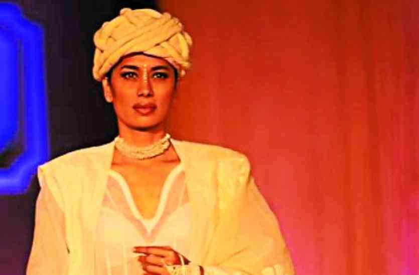 राजस्थान हैरिटेज वीक:  फैशन शो में बाड़मेर की आर्ट बनी स्टार, जानिए पूरी खबर