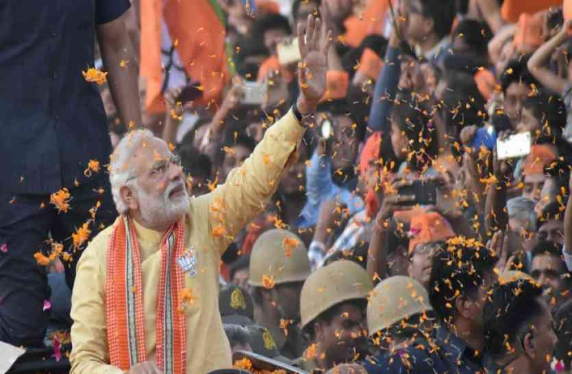 गुजरात व हिमाचल प्रदेश दोनों राज्यों में भाजपा की सरकार बनेगी
