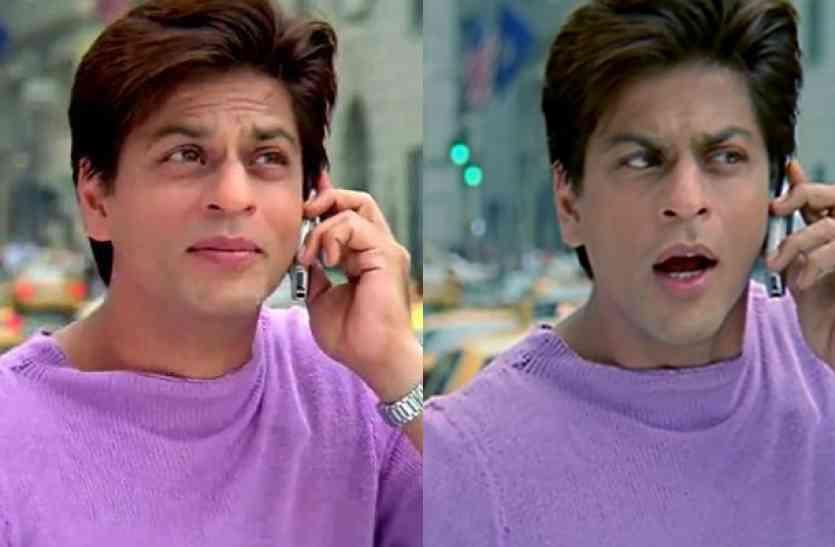 शाहरुख के एक मासूम फैन ने मांगा उनका PHONE NO. तो शाहरुख ने दिया दिल खुश करने वाला जवाब...