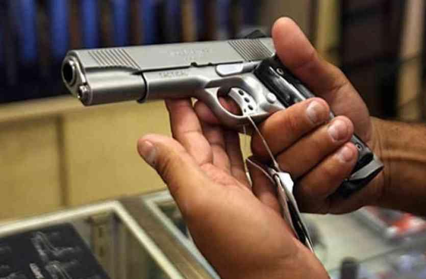 हिस्ट्रीशीटर रामा का हथियार लाइसेंस निरस्त, जमा कराने को कहा