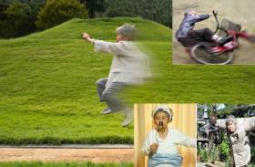 इस बूढ़ी दादी का टैलंट देख लोग रह जाते हैं हैरान