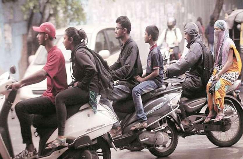 सड़क सुरक्षा सप्ताह 23 से 29 अप्रैल तक मनाया जायेगा