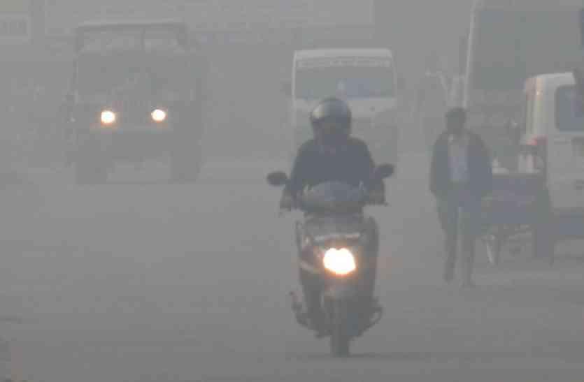 राजस्थान में बारिश के असर से सर्दी ने ठिठुराया, बढऩे लगी गलन