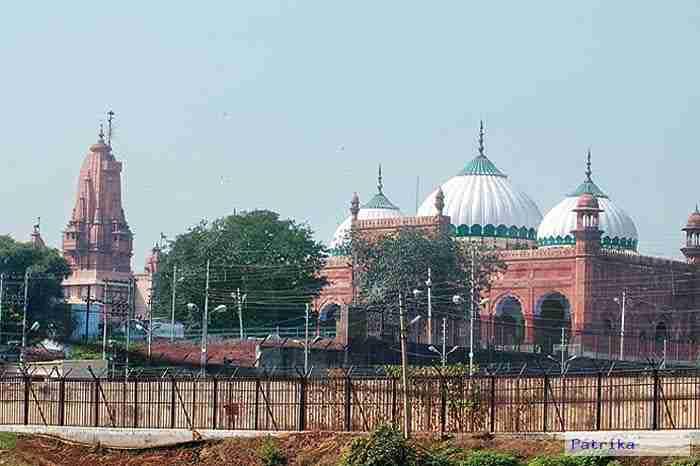 Jama Masjid in mathura: Photos, Videos, History, Reviews in Hindi ...