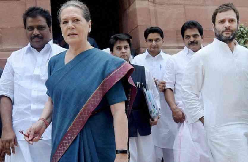 सोनिया गांधी ने की घोषणा, राहुल के अध्यक्ष बनते ही हो जाएंगी रिटायर