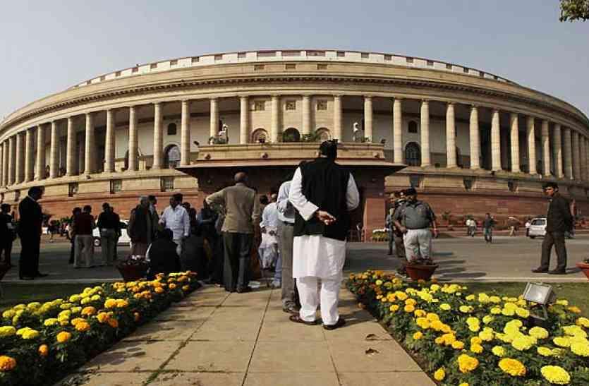 तीन तलाक और दो राज्यों के नतीजों के साए में संसद सत्र आज से