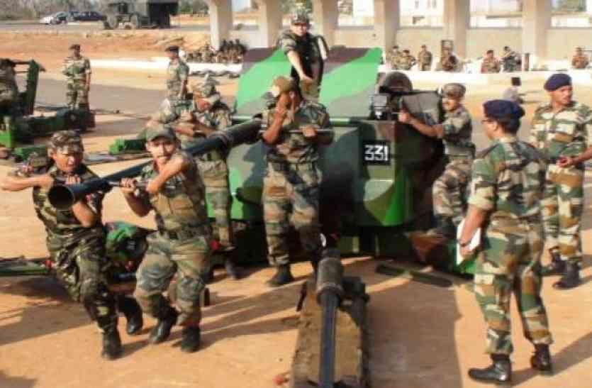 Video: दुश्मन के छक्के छुड़ाने के लिए भारत-मालदीव ने शुरू किया सैन्य अभ्यास