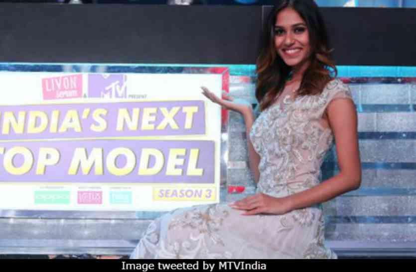 रिया सुबोध ने जीता इंडियाज नेक्स्ट टॉप मॉडल के सीजन 3 का ख़िताब