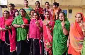 गुजरात में महिला उम्मीदवारों ने भी लहराया परचम, BJP की 12 में 9 कैंडिडेट जीतीं