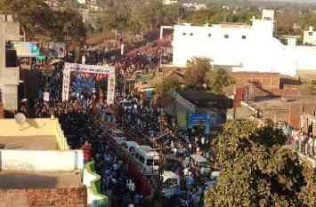 बेमेतरा में तीन दिनों तक बहेगी संत समागम की गंगा, प्रकाश मुनि का प्रवचन