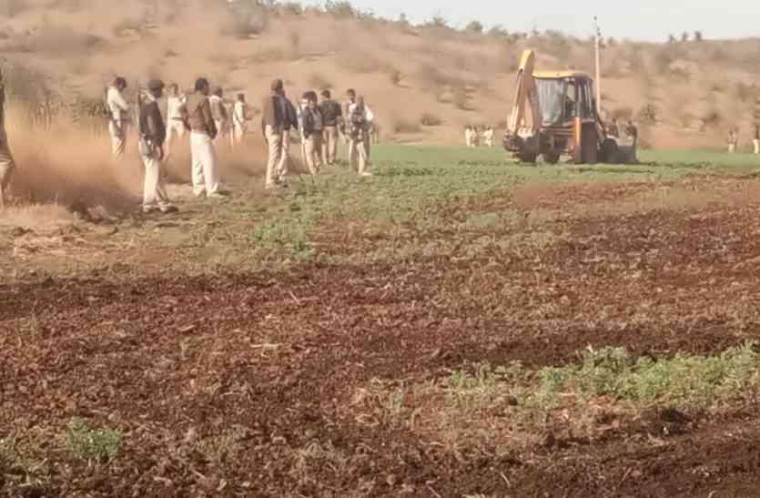 200 बीघी भूमि कराई कब्जा से मुक्त