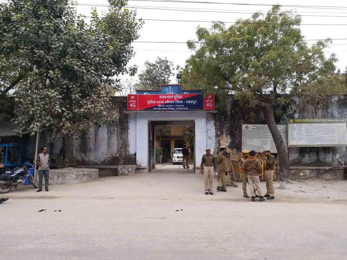 bhinder police