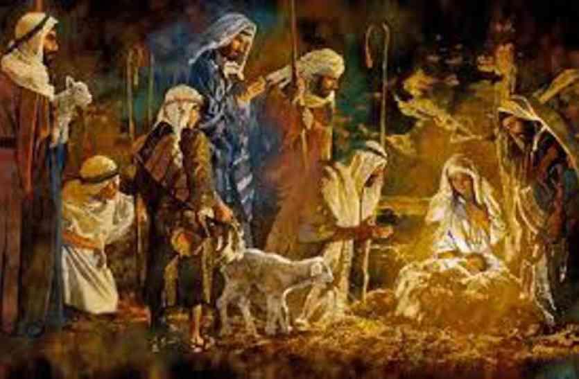 Christmas Songs Of Jabalpur Christmas À¤ªà¤° À¤¯ À¤—स À¤Ÿà¤° À¤¸ À¤¸à¤œ À¤ À¤— À¤ª À¤°à¤ À¤¯ À¤¶ À¤• À¤šà¤°à¤£ Patrika News
