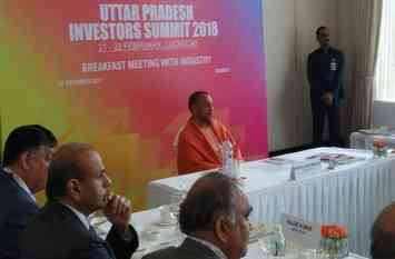 मुम्बई में Yogi Adityanath ने बैंकर्स को किया Regional office खोलने के लिए आमंत्रित, यूपी में बनेंगे 15 नए एयरपोर्ट