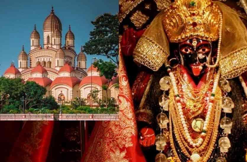 Image result for goddess kali of dakshineswar